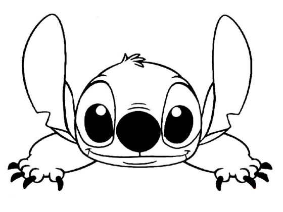 dessin stitch