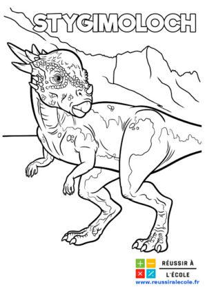 dinosaure dessin