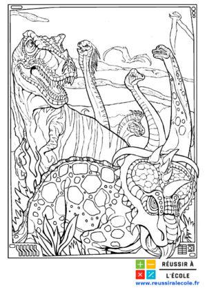 diplodocus dessin