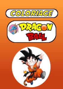 dragon ball coloriage