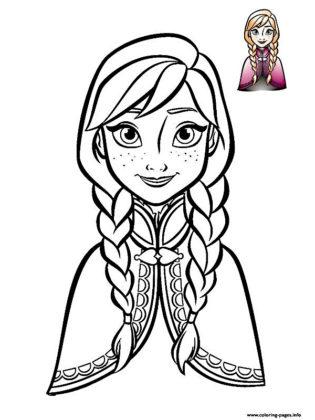 princesse disney coloriage