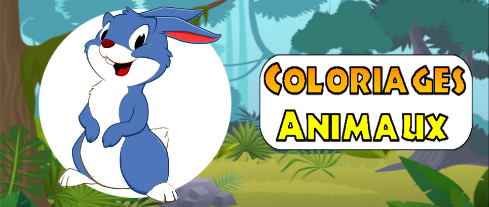 animaux coloriage