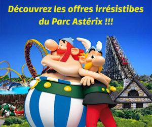 code promo parc asterix
