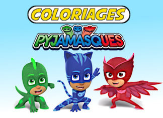 coloriage pyjamasque