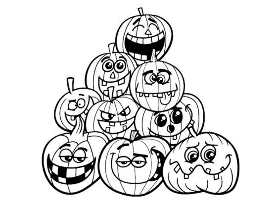 image citrouille halloween