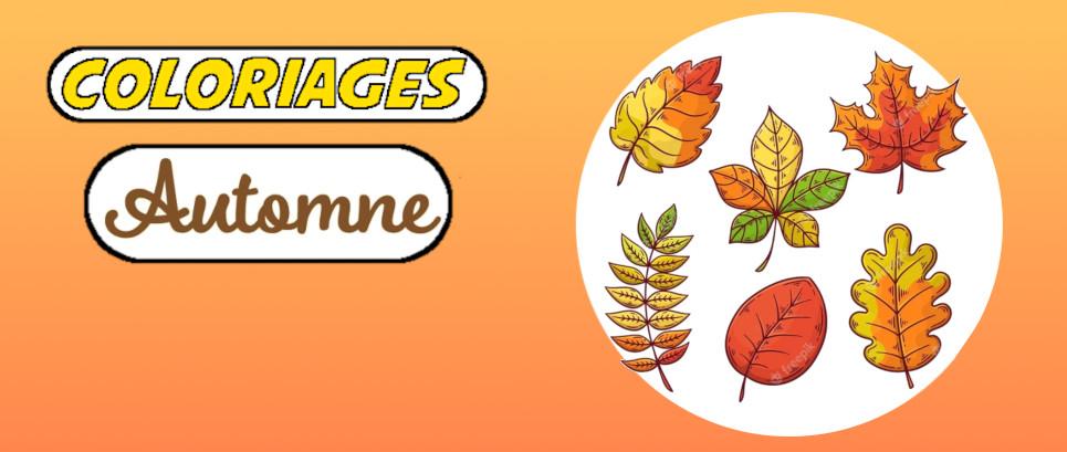 automne coloriage