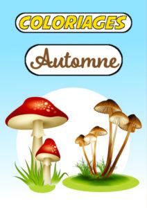 coloriage automne pdf